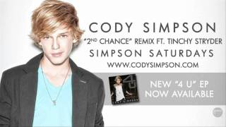 2nd Chance - Cody Simpson ft. Tinchy Stryder