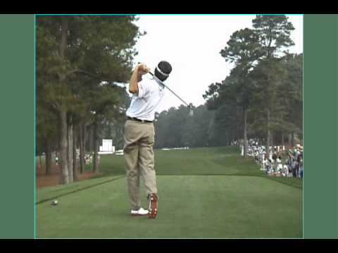 Fred Couples – JC Video Slow Motion Golf Swing