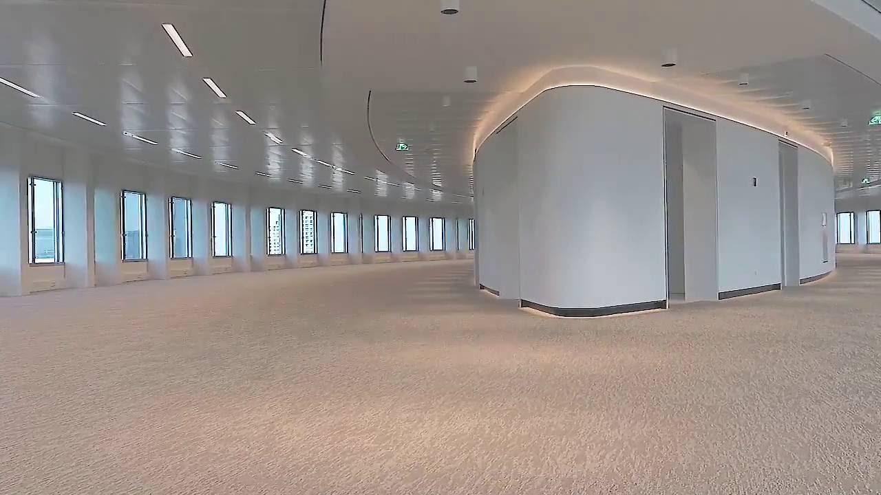 WTC Rotterdam van label E naar A dankzij nieuwe klimaatinstallatie