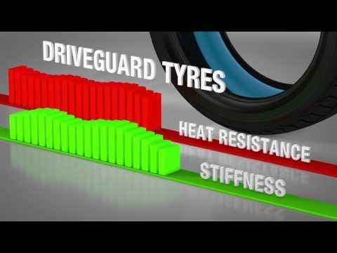 Youtube Bridgestone DriveGuard 225/50 R17 98 Y XL RFT-dojezdová FR Letní