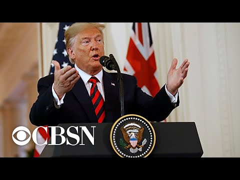 """Persian Gulf update 9/20/2019..Trump says going into Iran would be a """"very easy decision"""""""