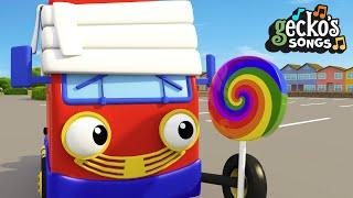 Baby Truck Keeps Falling Down   Nursery Rhymes & Kids Songs   Geckos Garage   Truck Songs For Kids