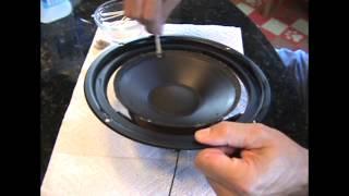 Boston acoustics foam replacement