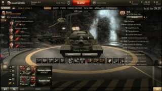 tier 9 , IS-8(T-10)  heavy review