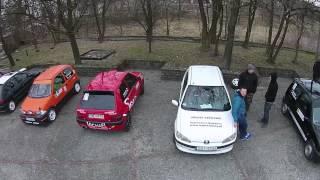 preview picture of video 'Amatorski Rajd Samochodowy Kuźnia Raciborska 2015 (ARS)'