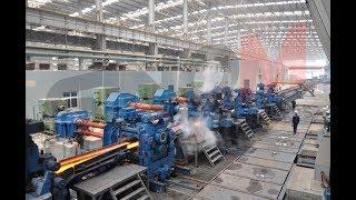 H beam rolling mill