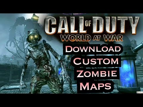 How To Download Custom Zombies Maps (WaW) - plus Town Of The ...