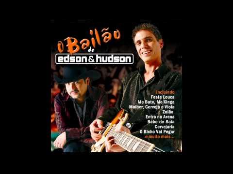Cervejaria - Edson e Hudson