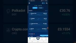 So fundieren Sie Crypto.com-Konto mit Paypal