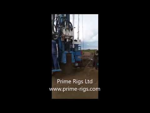 High Quality Deep Water Well Drilling Rig Only Mounting