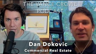 Dan Dokovic Discusses Post-Pandemic Office Space in Podcast