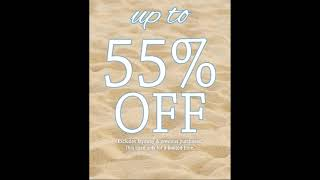 Sale Up to 55% off…Hurry up!! Only 4 Days Left…!! @+Repair Palace At Sears #Salem #NH
