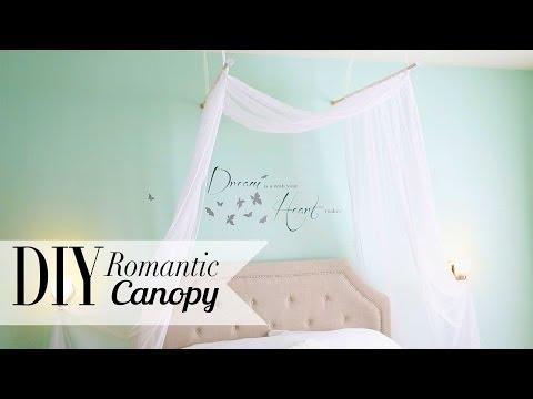 Η πιο ρομαντική διακοσμητική ιδέα για την κρεβατοκάμαρά σου!  thumbnail