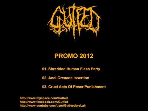 Gutfed - Cruel Acts Of Poser Punishment