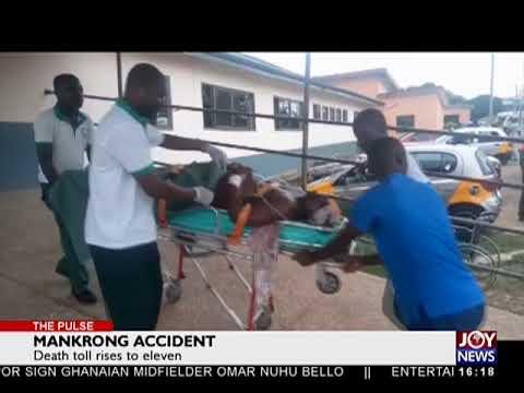 Mankrong Accident - The Pulse on JoyNews (13-6-18)