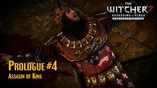 Witcher 2 Hard moded ultra HQ sweet fx Prologue part4 Assasin