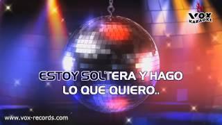 Dj Peligro y Las Vengadoras - Soy soltera y hago lo que quiero (DEMO KARAOKE HD)