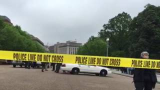 White House arrests at Budget for the People protest