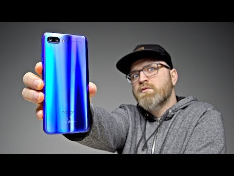 The Crazy Color Shifting Smartphone…
