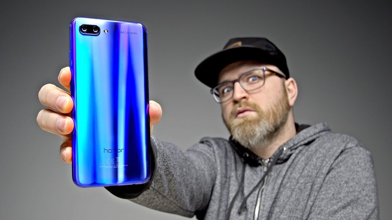 The Crazy Color Shifting Smartphone... thumbnail