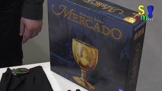 Kurzerklärung MERCADO - Kosmos - Spielwarenmesse (Spiel doch mal...!)