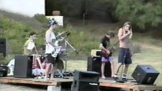 1991<b>Brandon Boyd</b> And Mike Einziger Early Performance
