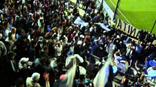 preview picture of video 'Indios Quilmes - Kilmes Indians 2013 - hinchas-fans-hooligans QAC'