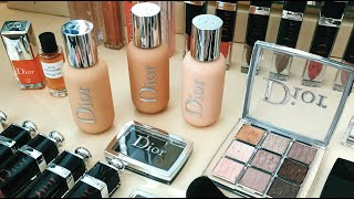 MAKEUP TUTORIAL USING ONLY DIOR