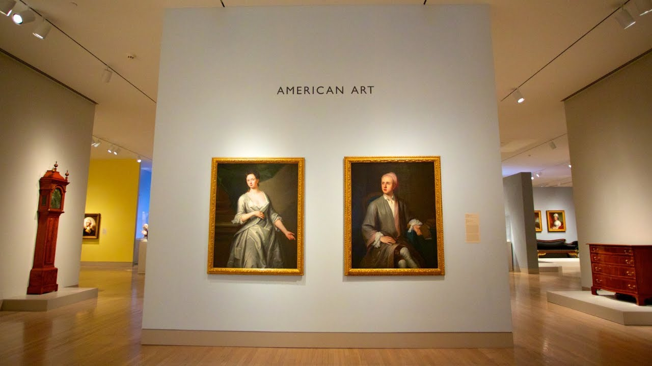 Check out the Dallas Museum of Art