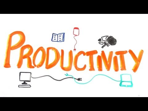 Learn The Scientific Facts On How Productivity Works
