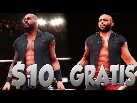 El RICOCHET OFICIAL vs El RICOCHET GRATIS | WWE 2K19