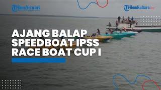 Sambut HUT Ke-9 Kaltara, Ikatan Pemuda Sulawesi Selatan Gelar IPSS Race Boat Cup I