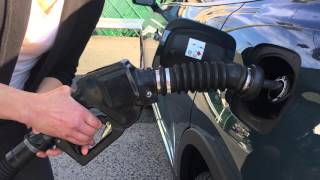 How To Pump Your Own Gas