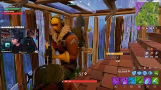 Summit1G Plays Fortnite with KingRichard - FULL STREAM - SEASON 2