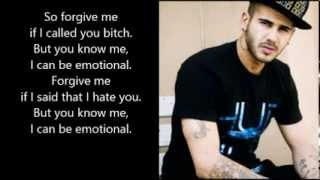 Danny Fernandes - Emotional [Lyrics on Screen]