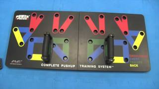 Power Press Pushup - Product Review