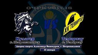 Обзор матча «Кулагер» - «Темиртау» 4:3