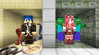 Minecraft ITA - NON ENTRARE IN QUESTA STANZA!!