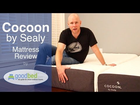 Cocoon by Sealy Mattress Review by GoodBed.com