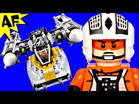 Vidéo LEGO Star Wars 9495 : Le Y-Wing Starfighter