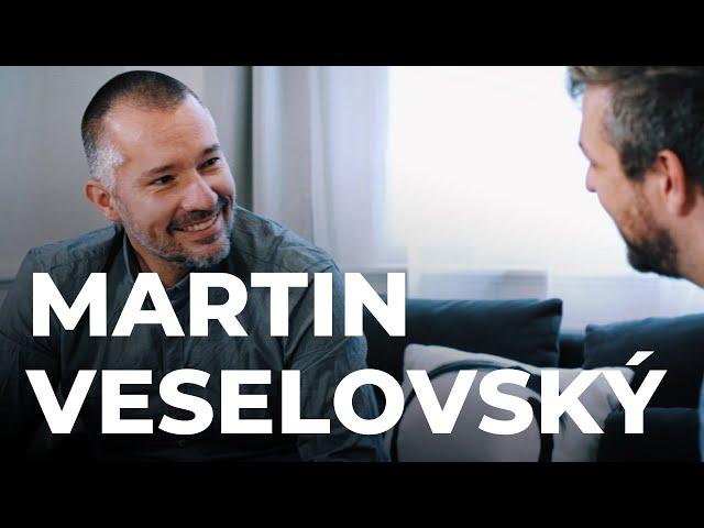 DEEP TALKS 41: Martin Veselovský - Moderátor a spoluzakladatel DVTV