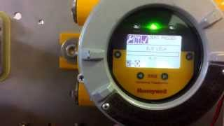 Fault Rectification 1 Open Path Gas Detection