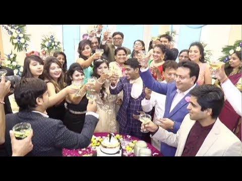 Video Highlight #DHRYAS : Ring Ceremony of Dhruv and Yasha