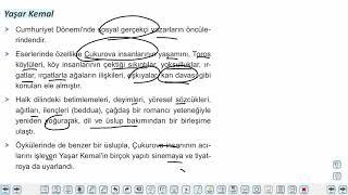 Eğitim Vadisi AYT Edebiyat 20.Föy Hikaye 1 Konu Anlatım Videoları