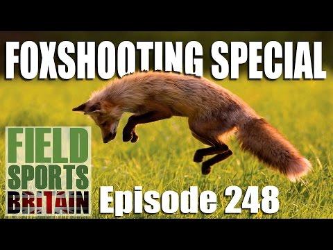 Fieldsports Britain – Foxshooting Special
