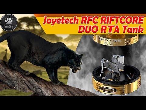 Riftcore DUO RTA by Joyetech