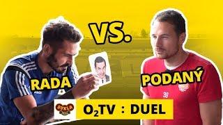 O2 TV Duel: Jakub Podaný A Filip Rada Hádají Známé Osobnosti