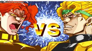 FightCade TV - JoJo's Bizarre Adventure - MisterSystem (BR) VS