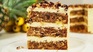 Торт Колибри – самый вкусный рецепт. Американская классика | Hummingbird cake