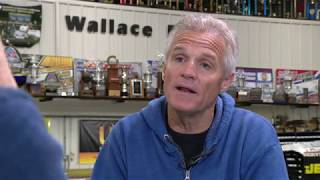 'It reminds everybody that it's not all fun and games. It's real' | Kenny Wallace talks Newman crash